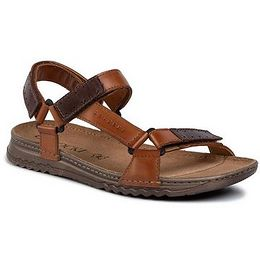 Szandál LASOCKI FOR MEN - MI07-A612-A472-17 Brown 4