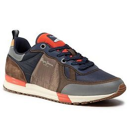 Sportcipő PEPE JEANS - Tinker Pro Sup. 20 PMS30651  Stag 884