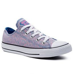 Tornacipő CONVERSE - Ctas Ox 164417C Totally Blue/Racer Pink/White