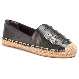 Espadrilles TORY BURCH - Ines Espadrille 52035 Perfect Black/Perfect Black/Silver 013 1