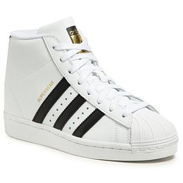 Cipő adidas - Superstar Up W FW0118  Ftwwht/Cblack/Goldmt