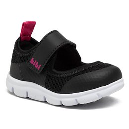 Félcipő BIBI - Energy Baby New II 1107012 Black/Pink New