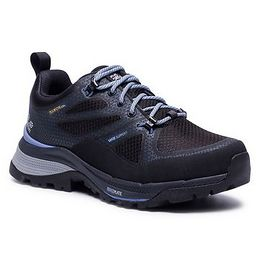 Túracipő JACK WOLFSKIN - Force Striker Texapore Low W 4038891 Black/Blue