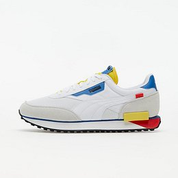 Puma Future Rider Neon Play Puma White-Maize