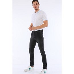 P0692 DEWBERRY DUGARRY MEN'S JEANS-ANTHRACITIS