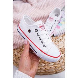 Children's Shoes Sneakers Big Star FF374200 White