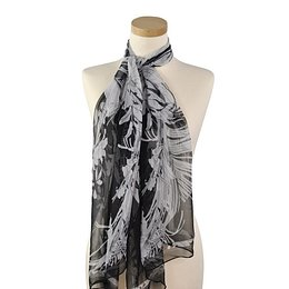 Art Of Polo Woman's Scarf Sz1300