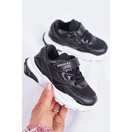 Children's Sports Shoes Black ABCKIDS B933204077