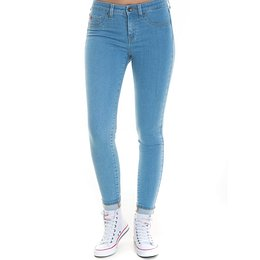 Big Star Woman's Trousers 115531 Light Jeans-147