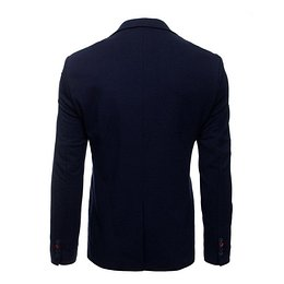 Navy blue men's jacket MX0518