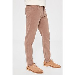 Trendyol Beige Men's 5 Pocket Slim Fit Pants