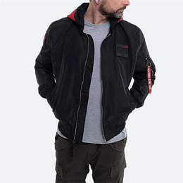 Alpha Industries MA-1 TT Hood Custom 126117 94