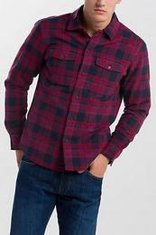 ING GANT O2. THE PADDED CHECK OVERSHIRT