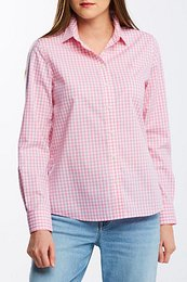 ING GANT BROADCLOTH GINGHAM SHIRT