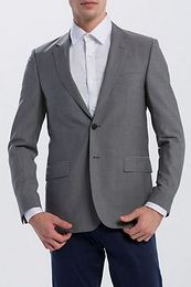 ZAKÓ GANT O1. THE SUMMER CHECK SUIT JACKET