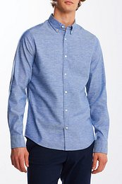 ING GANT D1. SLIM BD COTTON SILK OXFORD